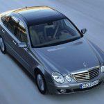 E Class (W211) un Mercedes nobil!
