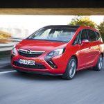 Masini rulate Opel Zafira Tourer c !